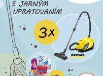 Súťaž o profesionálny vysávač Kärcher DS-6
