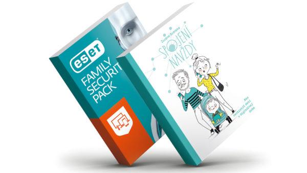 Súťaž o rodinný balíček a darček od ESETu