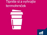 Súťaž o termohrnček od OVB Allfinanz Slovensko
