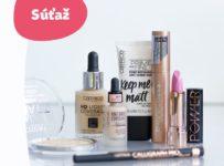 Súťaž s CATRICE cosmetics