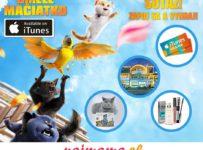 Vyhrajte skvelé ceny s rozprávkou Smelé mačiatko od Bontonfilm