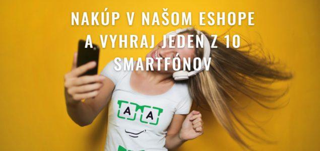 Vyhrajte za nákup jeden z 10 smartfónov Samsung Galaxy A10