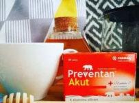 Súťaž o výživový doplnok stravy Preventan®