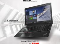 Špeciálna ponuka na notebook Lenovo Thinkpad E560 na BigON.sk