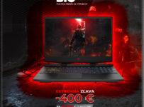 Extrémna zľava 400€ na HP Omen X 17