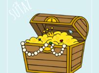 Jarné hľadanie pokladu