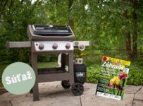 Predplaťte si časopis Pekné bývanie a vyhrajte plynový gril Weber