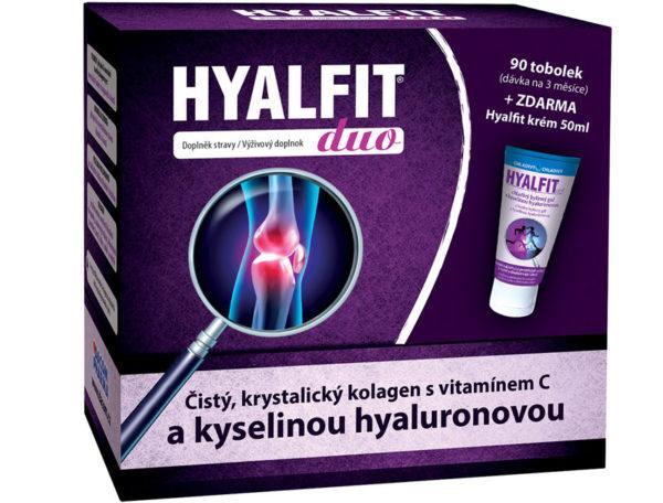 Súťaž Hyalfit duo s chladivým gélom
