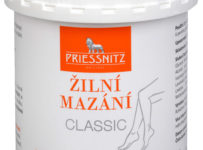 Súťaž Priessnitz Žilové mazanie Classic 300 ml
