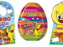 Súťaž o 3 balíčky Haribo s veľkonočnou edíciou želatínových cukríkov