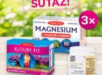 Súťaž o 3 balíčky doplnkov stravy TEREZIA