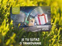 Súťaž o 3x Oliva poukážky na tankovanie v hodnote 15 €