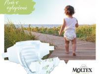 Súťaž o 5 balíčkov detských ekoplienok Moltex