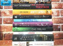 Súťaž o 5 super knižiek od BUX.sk
