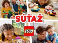 Súťaž o LEGO podľa vlastného výberu
