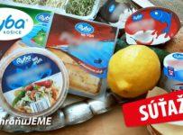 Súťaž o Plnú tašku rybacích špecialít od Ryba Košice
