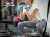 Súťaž o balíček na cvičenie od Intersport Slovensko