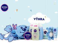 Súťaž o balíčky kozmetiky NIVEA