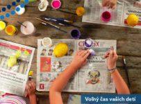 Súťaž o detskú prevodovú stavebnicu od Nadácie Volkswagen Slovakia