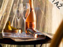Súťaž o fľašu sektu Hubert Grand Rosé s dvoma pohárikmi