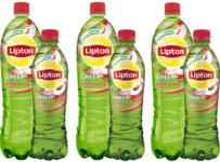 Súťaž o kartón ľadových čajov Lipton