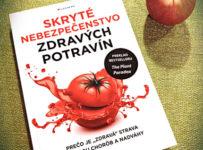 Súťaž o knihu Skryté nebezpečenstvo zdravých potravín