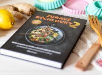 Súťaž o kuchársku knihu ZDRAVÉ RÝCHLOVKY 2 plnú zdravých receptov