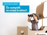 Súťaž o nákupné poukážky do Martinus.sk