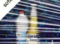 Súťaž o pivo Corona Extra a dezinfekčný prostriedok BURBEGEL