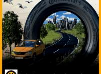 Súťaž o sadu prémiových pneumatík Continental