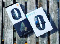Súťaž o smart náramky Xiaomi Mi Band 4 a Honor Band 5