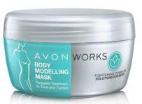Súťaž o spevňujúcu telovú masku od AVONu
