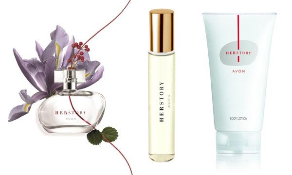 Súťaž o toaletný parfum Herstory od AVON Comestics