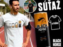 Súťaž o tričko BLACK HORSE