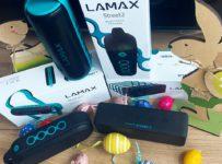 Súťaž o tri skvelé Lamax reproduktory