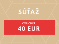 Súťaž o voucher v hodnote 40 Eur na nákupy v BIBLOO