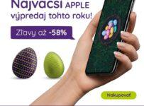 Totálny výpredaj Apple iPhone, zľavy až do -58%