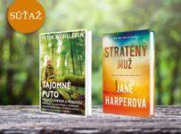 Vyberte si knihu z Vydavateľstva TATRAN a vyhrajte