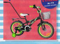"""Vyhraj detský bicykel Mexller o veľkosti 16"""""""