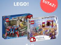 Vyhrajte Lego od Športovej Akadémie Mateja Tótha