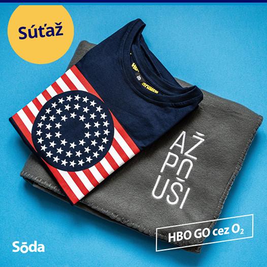 Vyhrajte deky a tričká inšpirované obľúbenými seriálmi