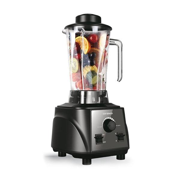 Súťaž o vysokootáčkový smoothie mixér Orava RM-1550