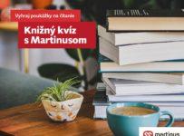 Martinus Knižný kvíz na YouTube