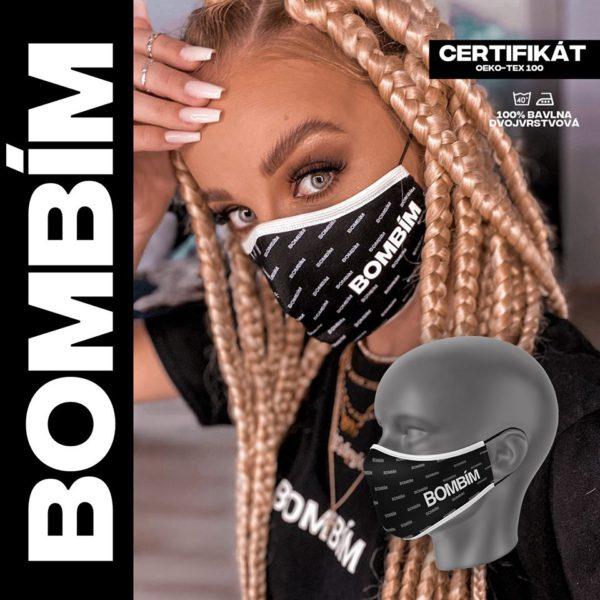 Rúško Bombím (SIMA Edícia)