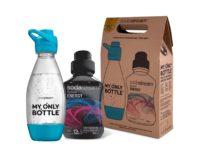 Súťaž o športovú verziu My Only Bottle s energetickým sirupom od SodaStream