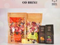 Súťaž o 2x balíček chrumkavého mrazom sušeného ovocia od Brix