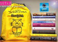Súťaž o 4x knihy v batôžku