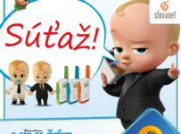 Súťaž o Baby šéf plyšové hračky a detské vysielačky