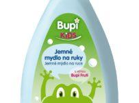 Súťaž o Bupi KIDS Jemné antibakteriálne mydlo na ruky so šalviou