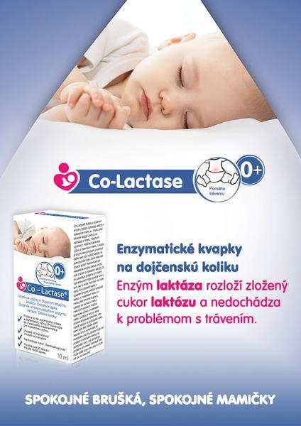 Súťaž o Co-Lactase® enzymatické kvapky na intoleranciu laktózy